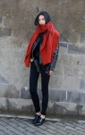 Oversized-Red-Scarf